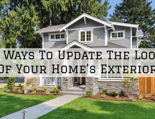 7 Ways To Update The Look Of Your Home's Exterior in Austin, TX