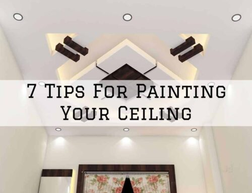 7 Tips For Painting Your Ceiling in Austin, TX