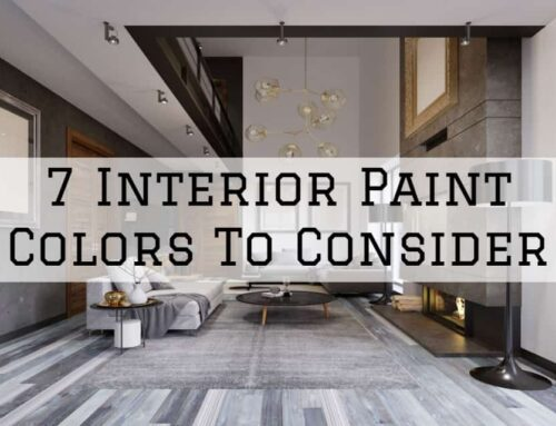 7 Interior Paint Colors To Consider in Austin, TX